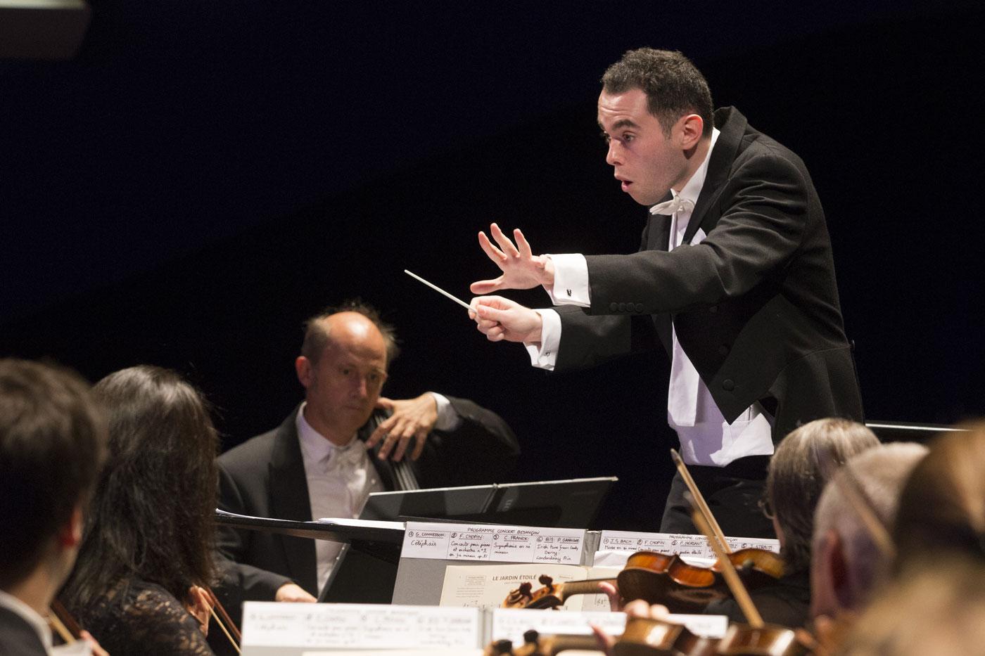 Ben Glassberg nommé chef principal du Glyndebourne Tour