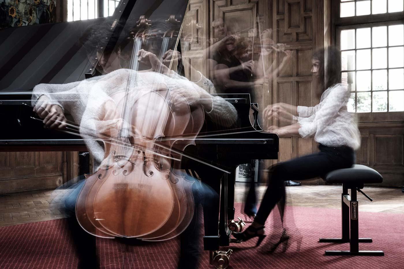 Concert aux 2 Scènes • 9 mai • Éric Tanguy et le Trio Sora